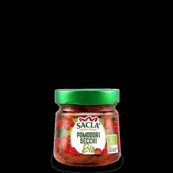 Biologische gedroogde tomaten